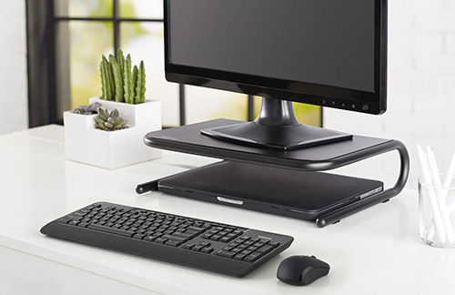 AmazonBasics Metal Monitor Stand