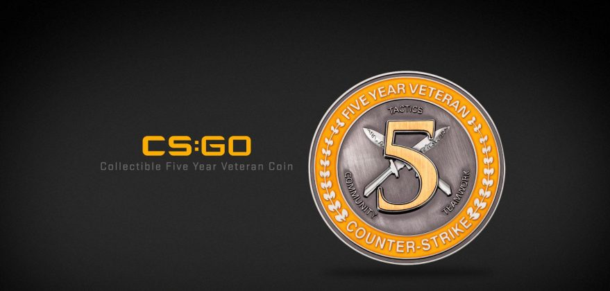 CSGO 5 year token