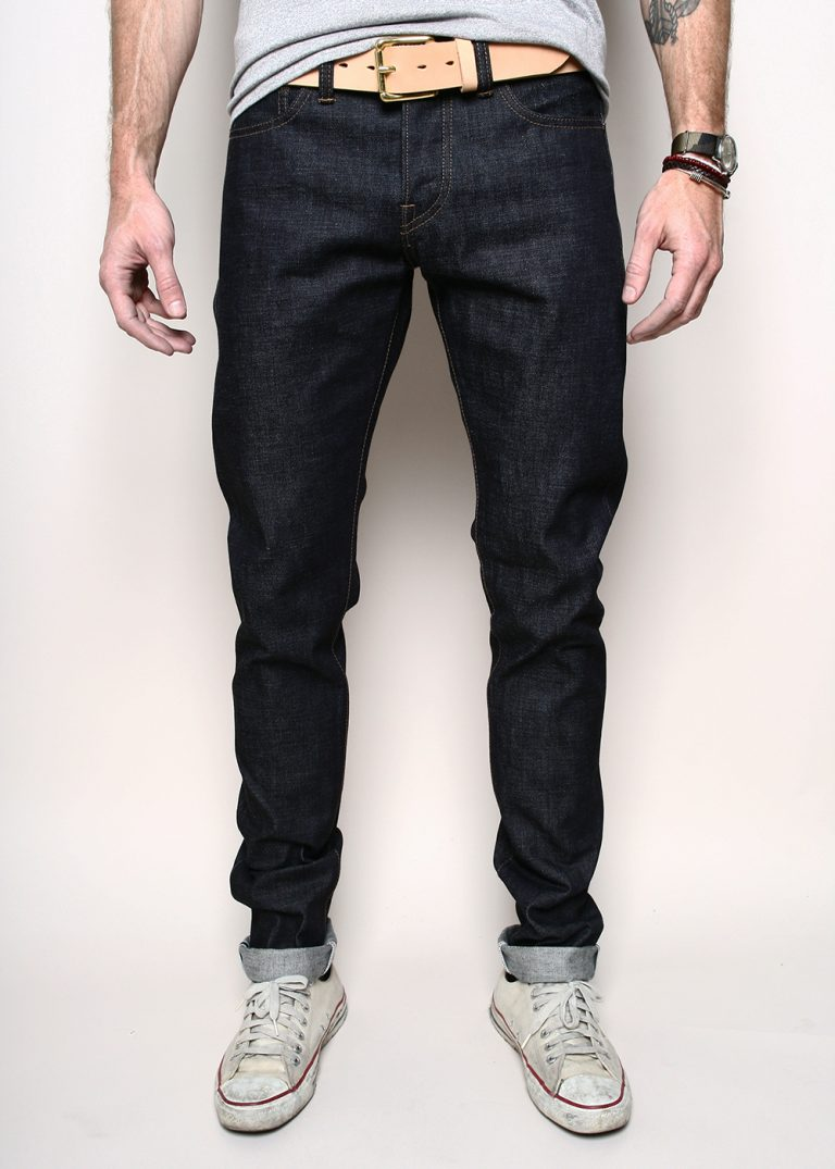 Rogue Territory – Raw Denim made in Los Angeles