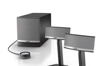 Speakers and woofer