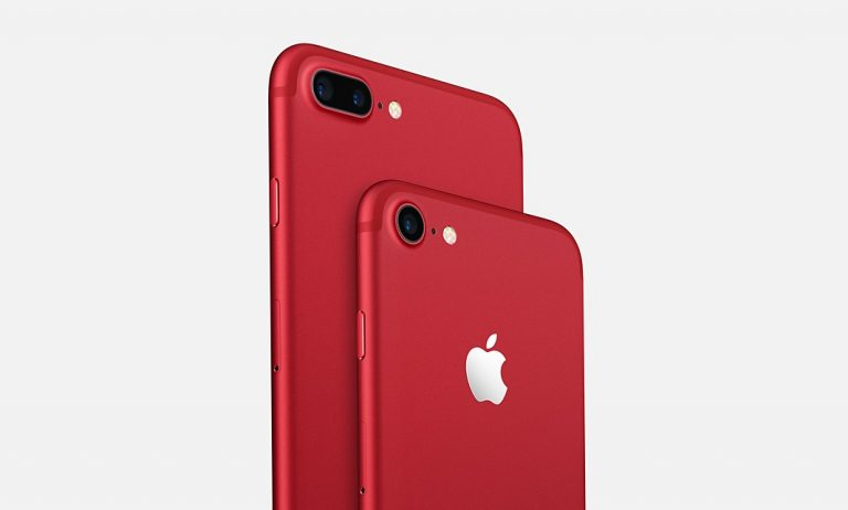 Apple announces Special Edition Red iPhone 7 and iPhone 7+