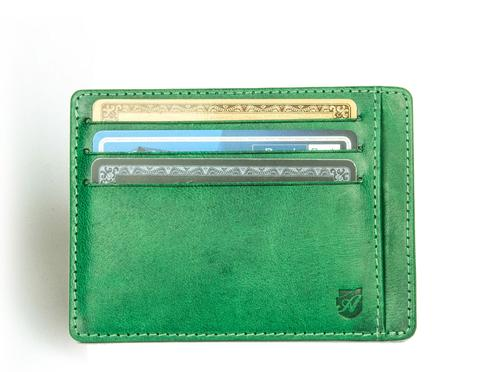 Axes Wallets – Who doesn't want a green wallet?