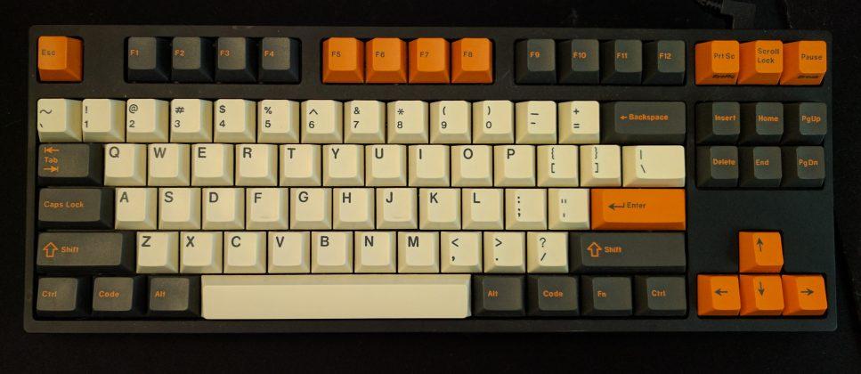Carbon Keycaps