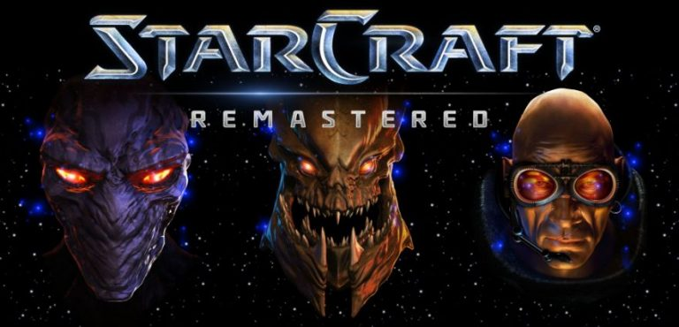 StarCraft Remastered is coming and here's some information