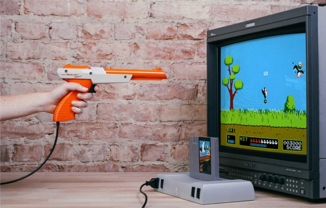 Oh classic duck hunt
