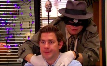 Scranton Stranger??