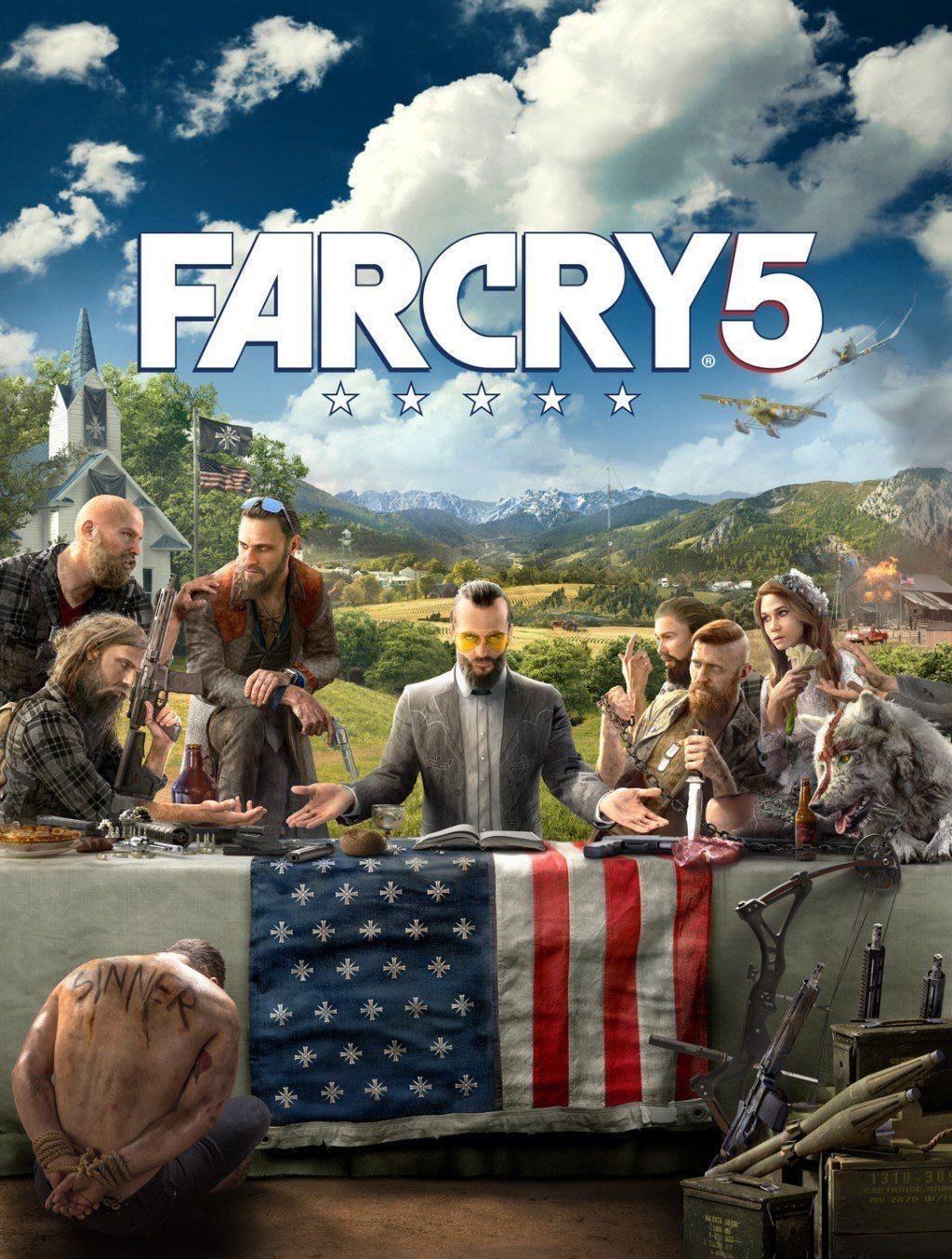 Far Cry 5 Antagonist Revealed!