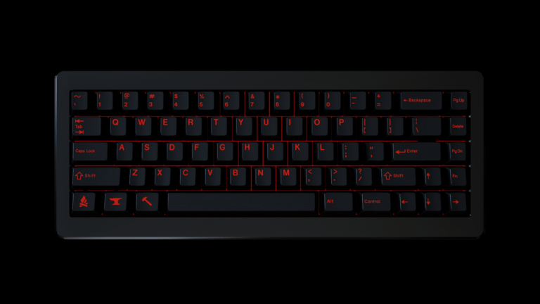Interest Check for GMK Forge Keycaps