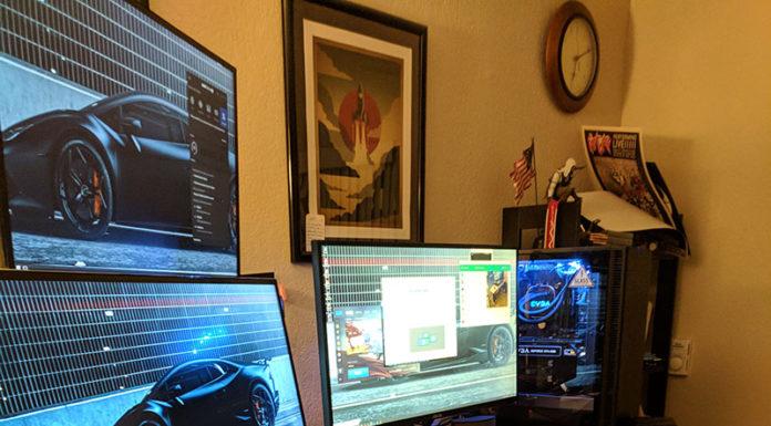 Autonomous DIY desk