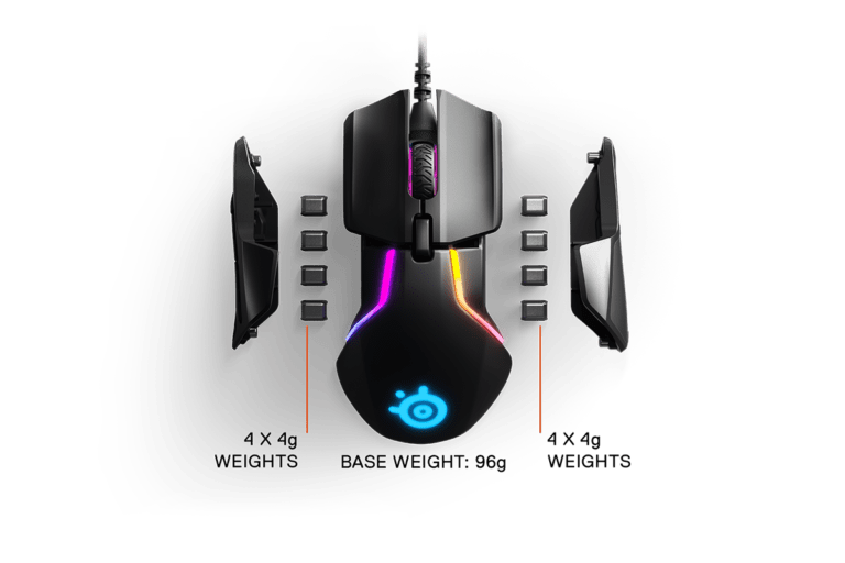 Steelseries launches Rival 600 gaming mouse with dual sensors