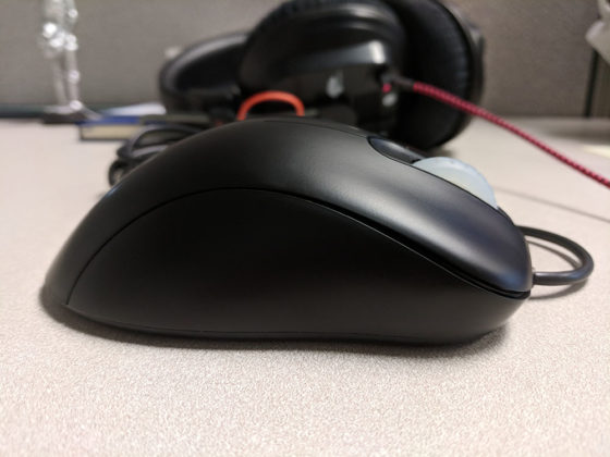 Zowie EC2-A Right Side