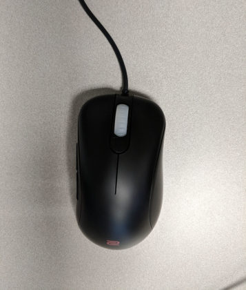Zowie EC2-A Top Down