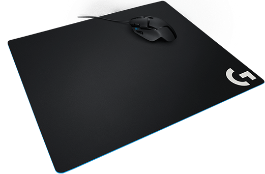 Logitech G640 Mouse Pad Review