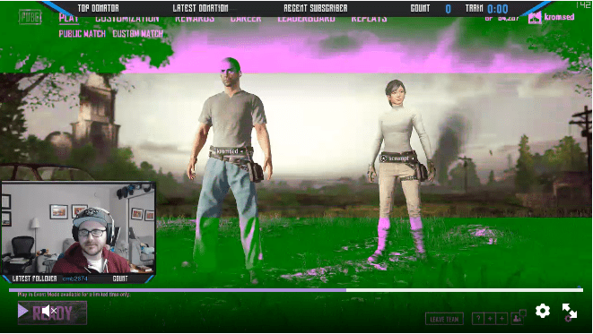 Solved my issues with my twitch stream flickering (NVIDIA Cards)